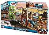 Fisher-Price Thomas & Friends TrackMaster Motorized Railway Scrapyard Escape Playset
