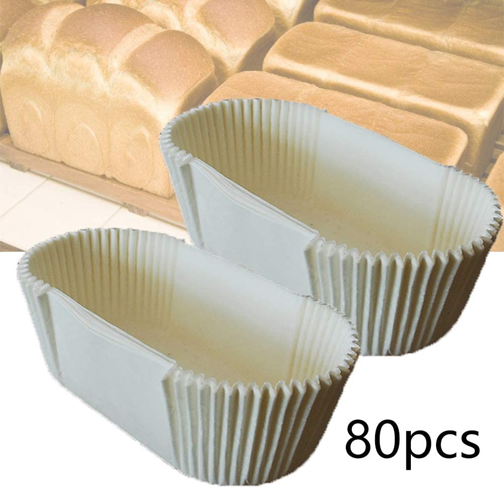 50 pcs Oilproof Cupcake Liners Kitchen Baking Cup Muffin Wrapper Paper Cake Mold