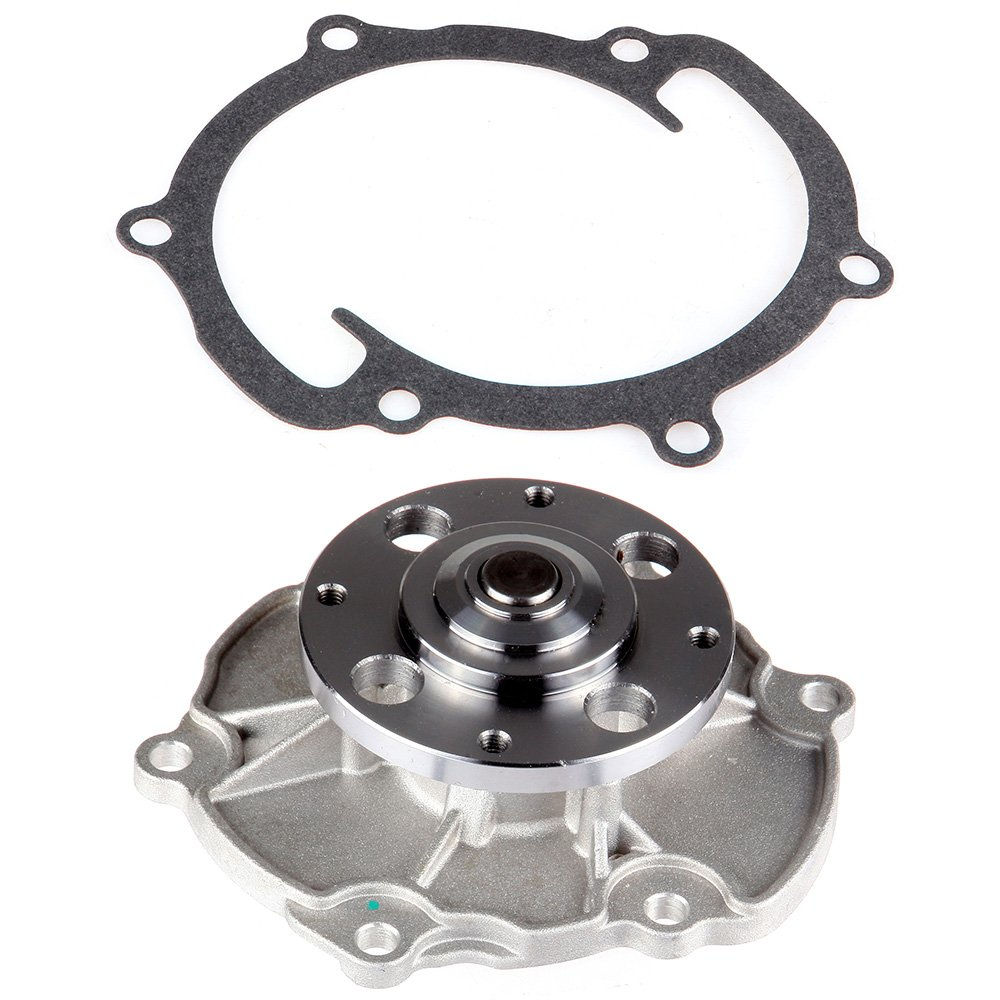 ECCPP Water Pump W/Gasket Fits 04-13 Cadillac Chevy Equinox Buick Torrent 3.6L V6 OHV