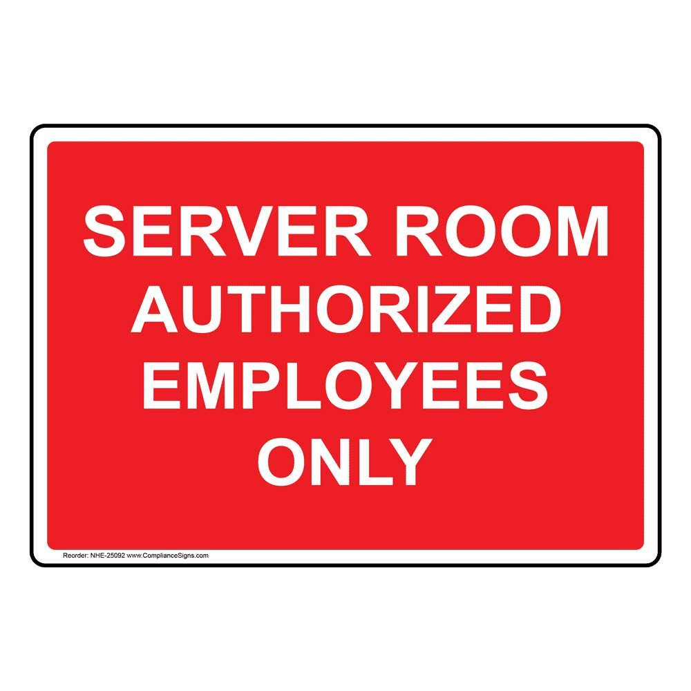 """22x8 cm-Office Restaurant Sign /""""access only for personnel /'from Slate"""