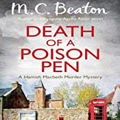 Death of a Poison Pen: Hamish Macbeth, Book 19 | M. C. Beaton