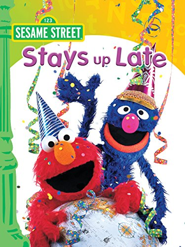 DVD : Sesame Street Stays Up Late!