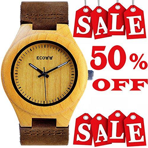 Wood-Watch-Wrist-Wooden-Watch-For-Men-and-Women-Handmade-Lightweight-Mens-Watches-Analog-Quartz