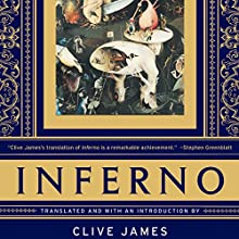 Inferno Audiobook by Dante Alighieri, Clive James - translator Narrated by Edoardo Ballerini