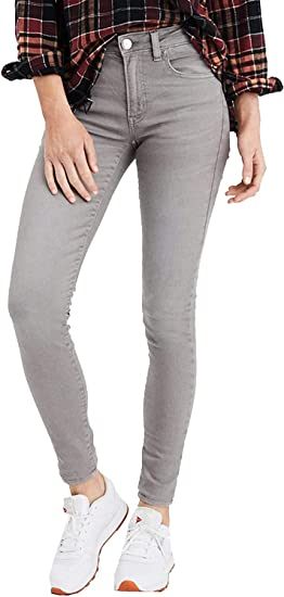 Amazon Com American Eagle 3480020 Jegging Color Gris 8 Normal Clothing