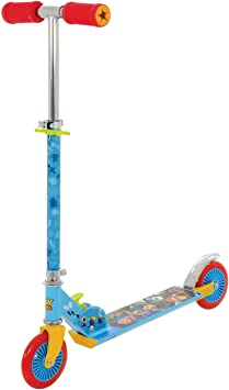 Amazon.com: Toy Story - Patinete plegable en línea, mini ...