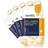 MEDIHEAL Official [Korea's No 1 Sheet Mask] - Collagen Essential Lifting & Firming Mask (5 Masks)