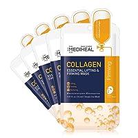 MEDIHEAL Official [Korea's No 1 Sheet Mask] - Collagen Essential Lifting & Firming...