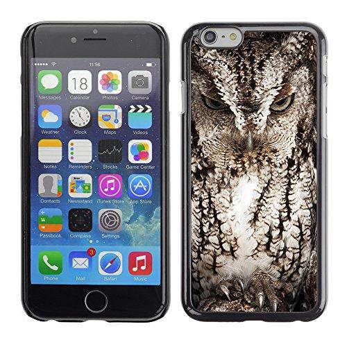 "Premio Sottile Slim Cassa Custodia Case Cover Shell // V00003271 chouette orientale géorgie // Apple iPhone 6 6S 6G 4.7"""