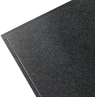 "product image for Falken Design ABS-BK-1-8/1010 ABS Textured Plastic Sheet 1/8"" (0.125""), 10"" x 10"" - Black, Plastic"