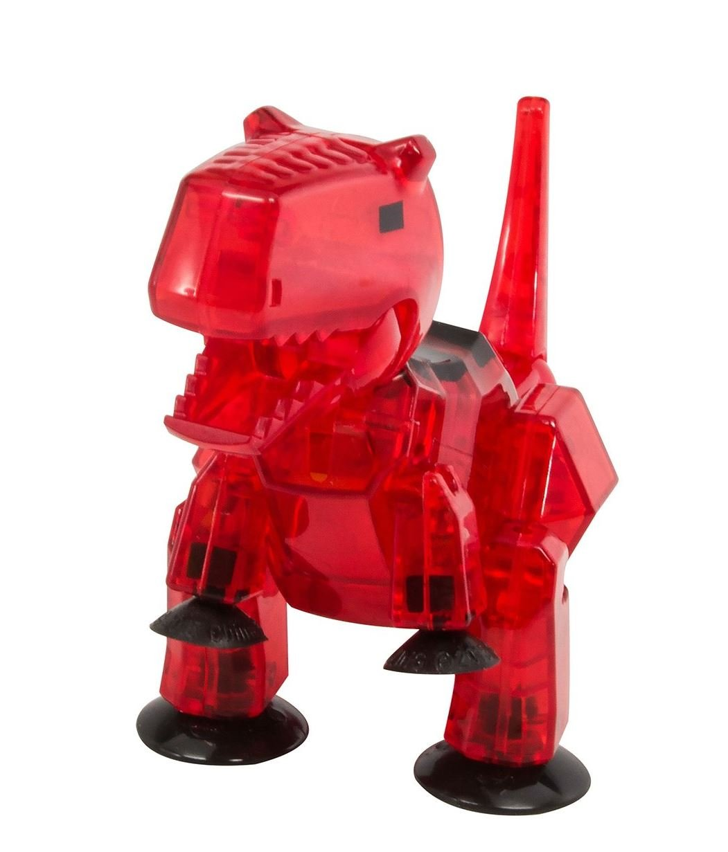 Dispatched From UK Stikbot Dino StikCarnotaurus Red