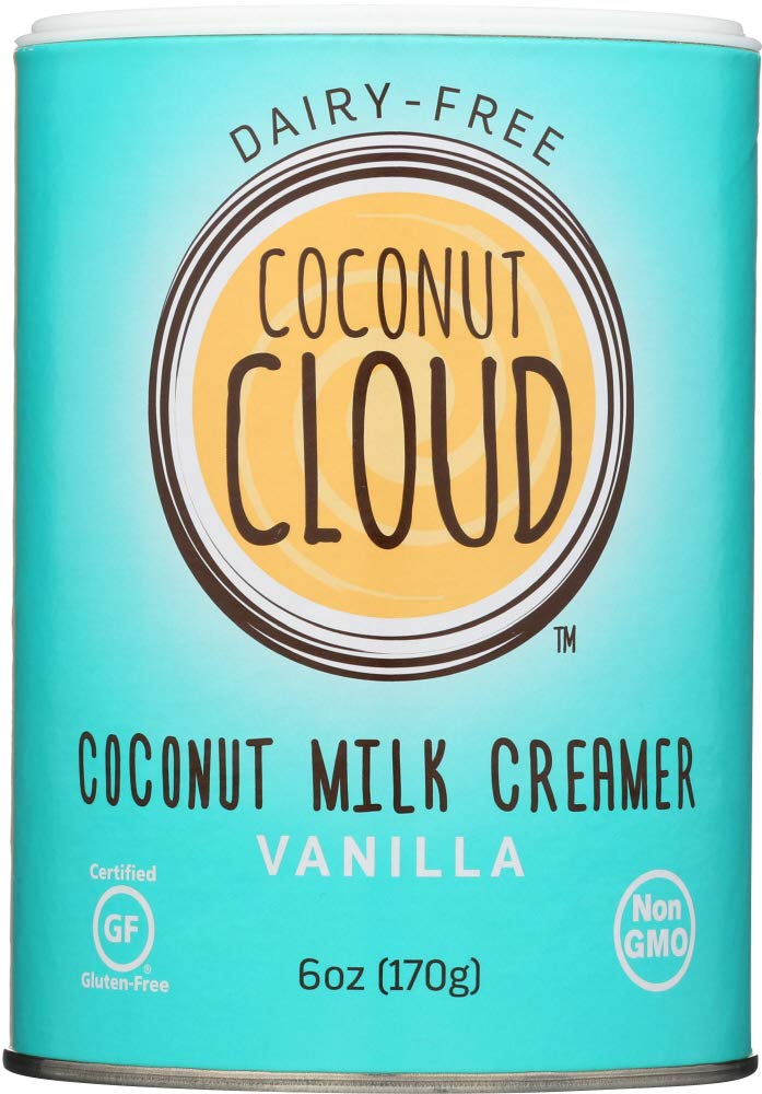 Coconut Cloud Coconut Creamer, 6 oz (Pack of 06)