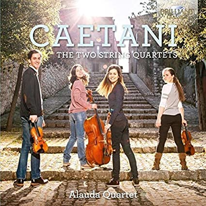 Caetani-String-Quartets