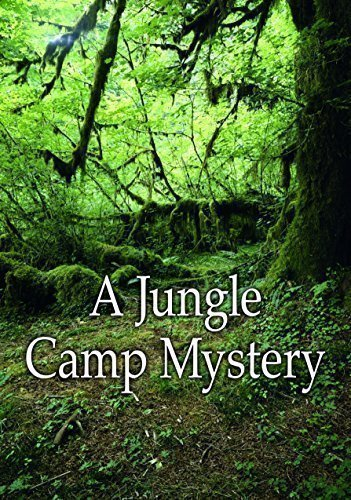 Red Herring Games A Jungle Camp Mystery - Children's Mystery Party kit -