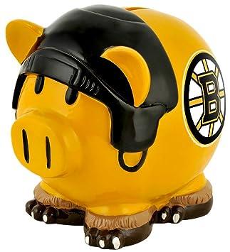 Boston Bruins Piggy Bank - Thematic Small  Amazon.ca  Tools   Home  Improvement 2927a05c7