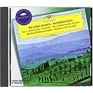 Mendelssohn: Symphonies Nos 3 & 4 (DG The Originals)