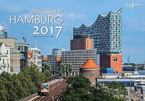 Hamburg Hochbahn 2017: Kalender 2017