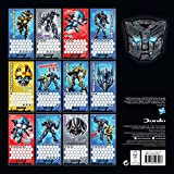 Transformers Official 2018 Calendar - Square Wall