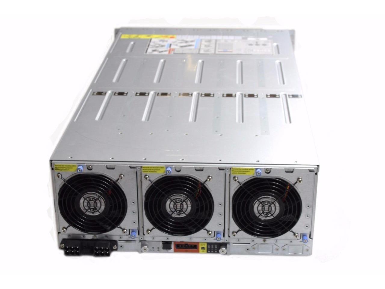 Empty Server Chassis With 3 Cooling Fan For Dell PowerEdge C8000 8000DC 6M5MV 06M5MV CN-06M5MV P1332 JTTJ4