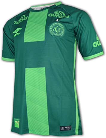 Umbro Chapecoense 3rd Jersey 2017/18 - Camiseta de fútbol de la ...