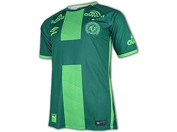 Umbro Chapecoense 3rd Jersey 2017/18 - Camiseta de fútbol de ...