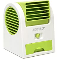 Gosear® Mini Ventilador de Cool USB Recargable Aire