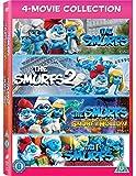 Smurfs 2, the / Smurfs Christmas Carol, the / Smurfs, the (2011) / Smurfs, The: The Legend of Smurfy Hollow - Set [Import anglais]