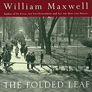 The Folded Leaf Audiobook