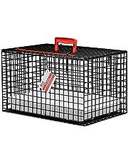 MDC Cat Carrying Basket, Black