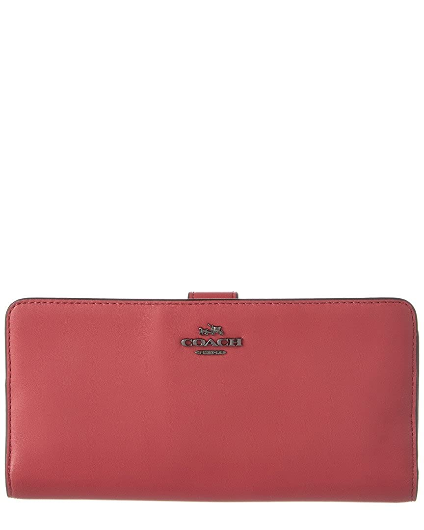 Coach - Cartera para mujer mujer rosa Dark Antique Nickel ...
