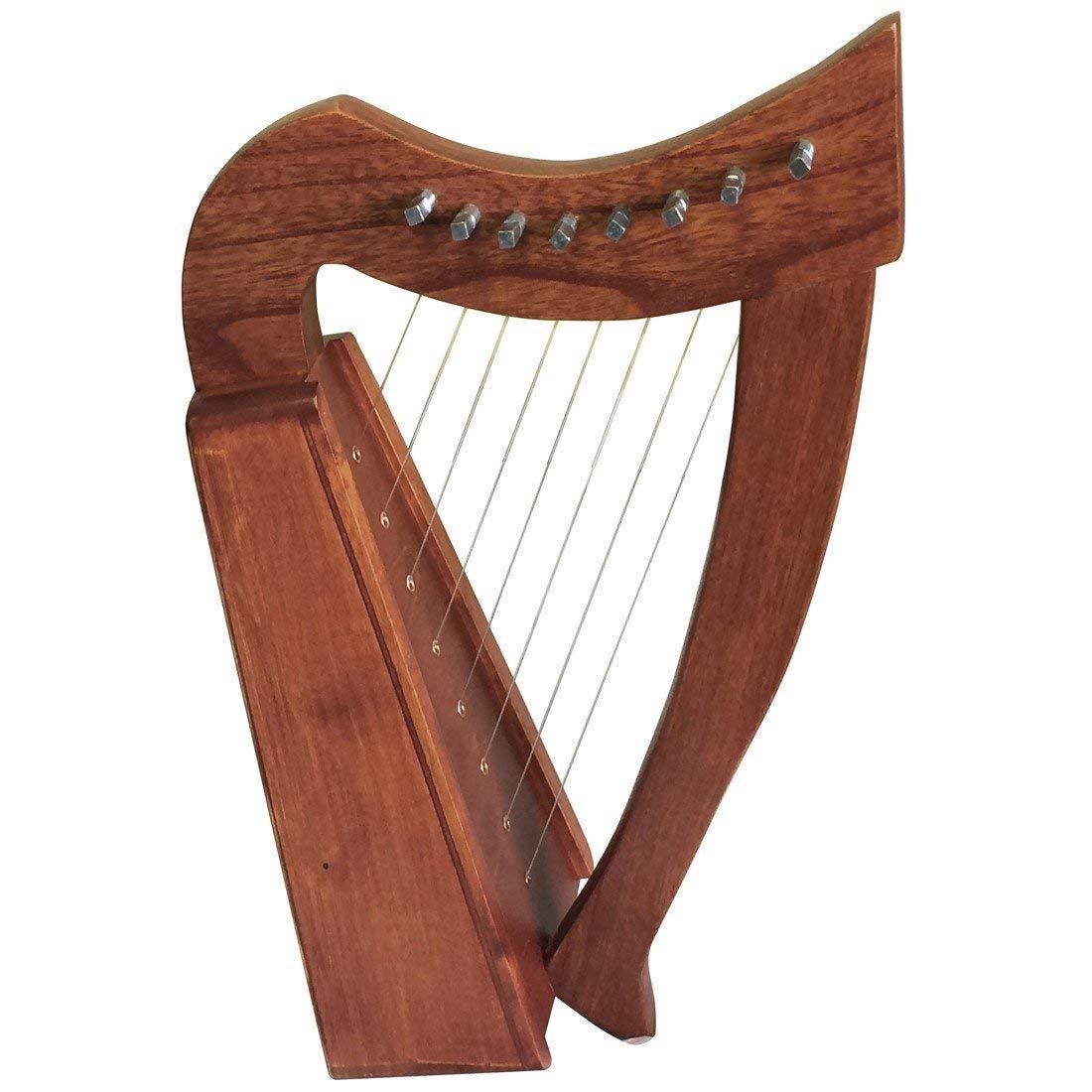 Mc Brides Miniature Souvenir Irish Harp