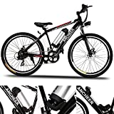 ANCHEER 500W/250W Electric Bike Adult Electric