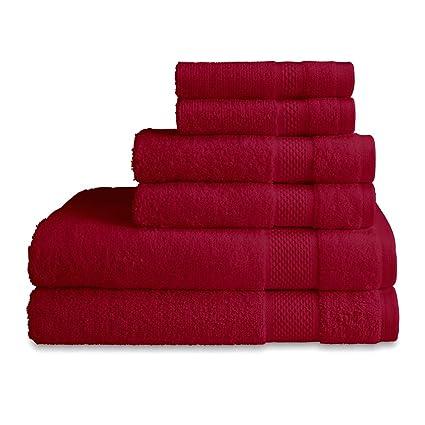 Bañera - Juego de toallas Kit de accesorios para decoración de baño, ideal para casa