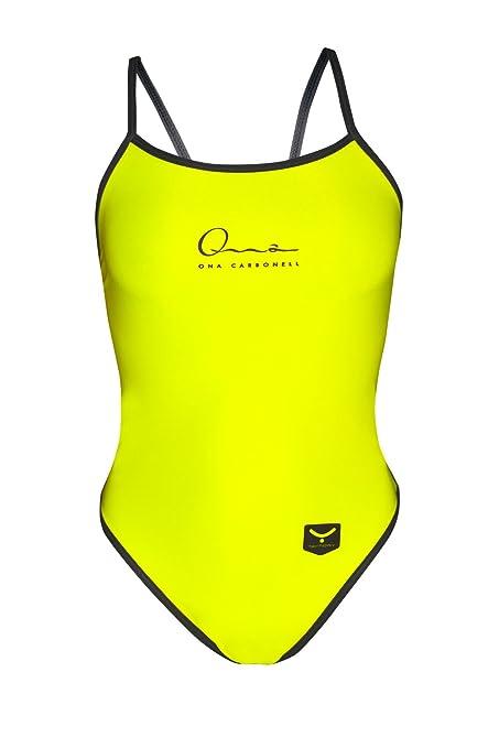 Trajes amarillos de baño Taymory para mujer oc78C8h