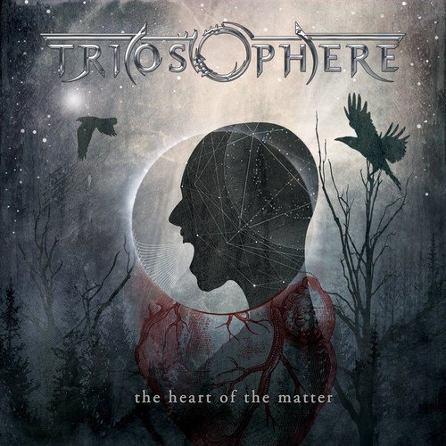 Triosphere - The Heart of the Matter (Limited Edition)