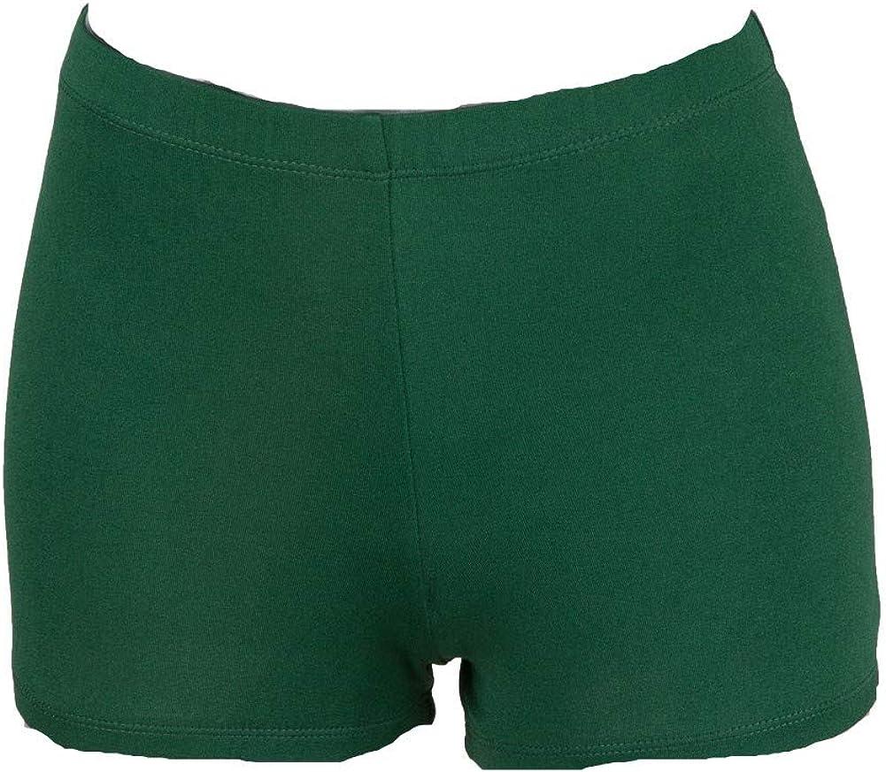 Boy-cut Briefs Dark Green