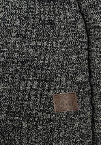 Pullover Gro en Strickpullover Prentice In F Solide Nm0wv8n