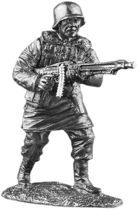 1:32 World War II RUSSIAN INFANTRYMAN 54mm High Quality Resin Kit 1 Figure