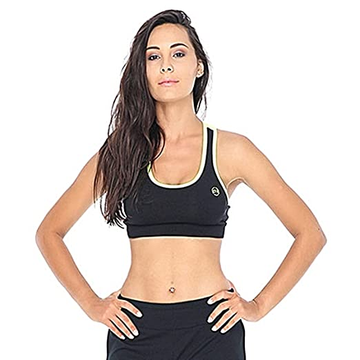 1552a1f6d5 myglory77mall Women Push up Sports Bra Gym Running Yoga Bra Vest Padded Top  at Amazon Women s Clothing store