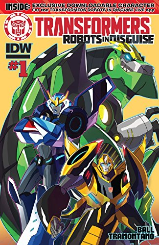(Transformers: Robots In Disguise Animated (2015-2016) #1)
