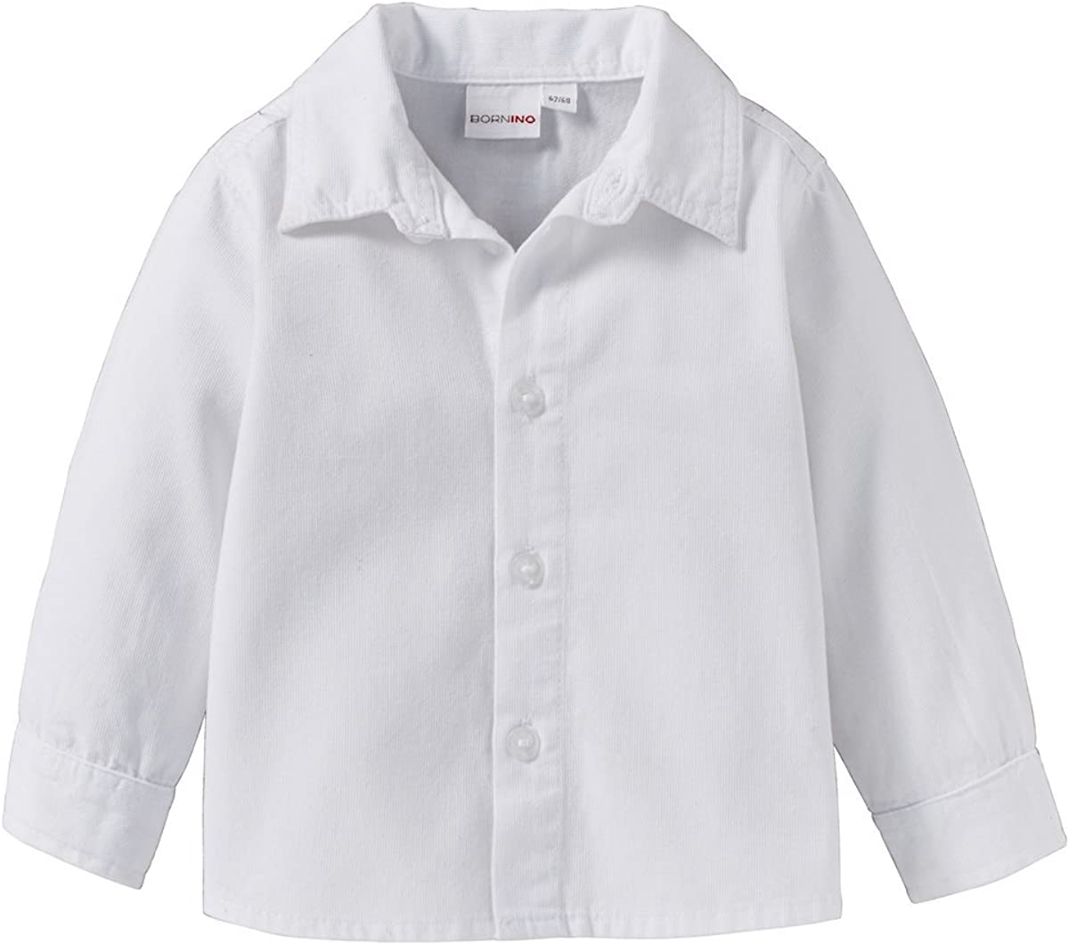Bornino 4-TLG Set Festliche Mode//Babybekleidung Junge//Anzug//rot//wei/ß//schwarz