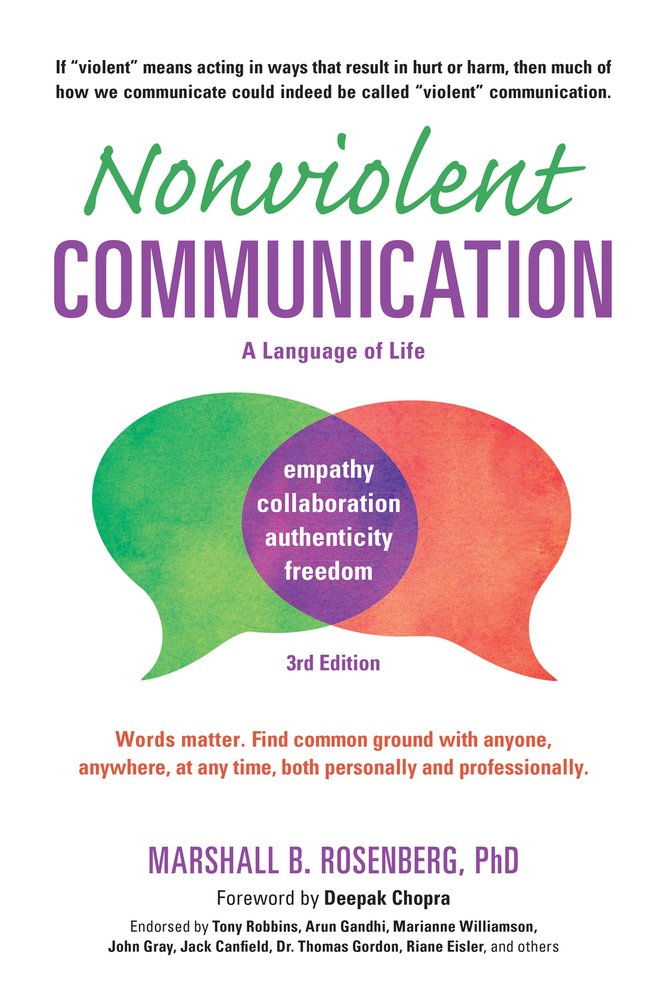 Nonviolent Communication: A Language of Life: Life-Changing