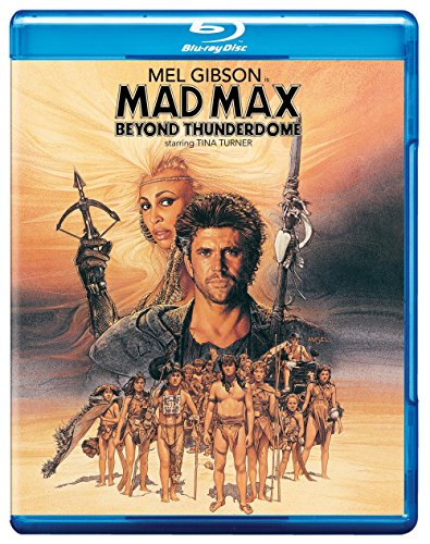 Blu-ray : Mad Max Beyond Thunderdome (Blu-ray)