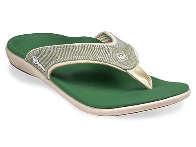 7ad6de9fd3c1 Spenco Yumi Disco - Women's Supportive Sandals Clover - 6