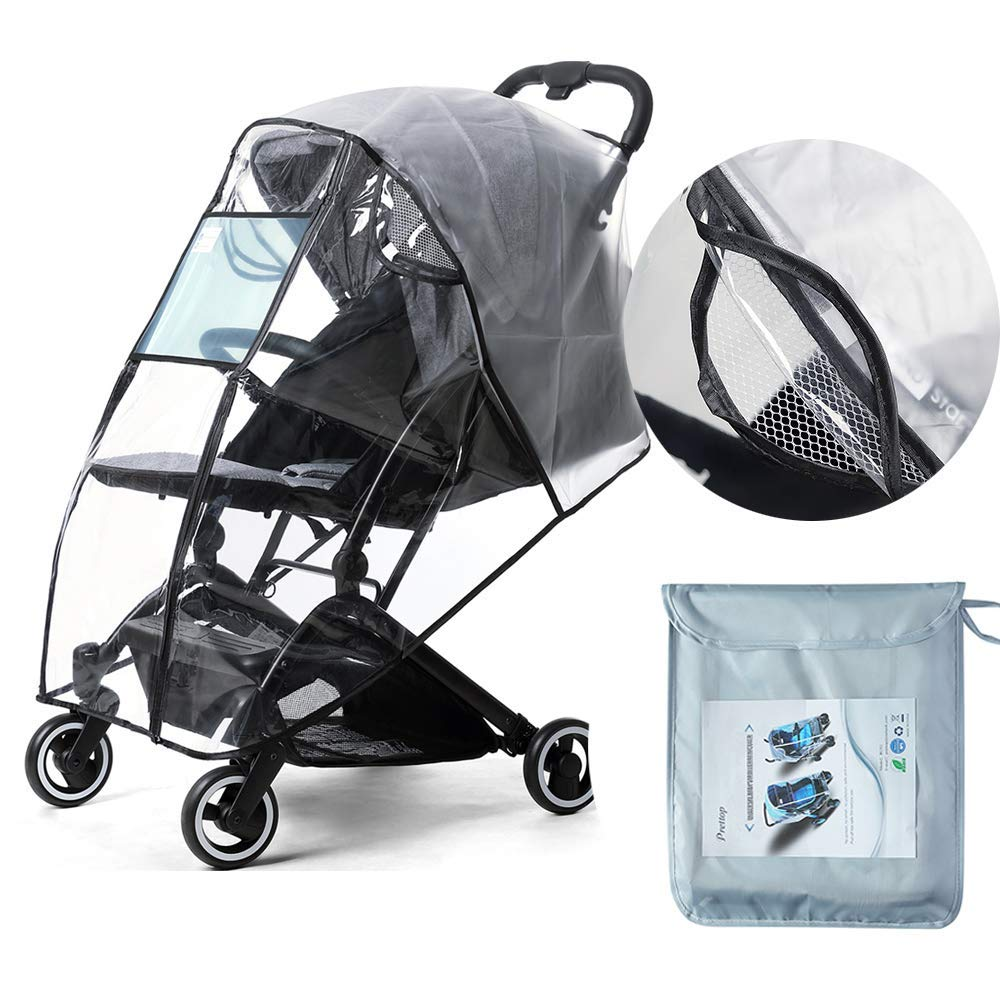 Raincoat For Stroller Cover Baby Car Seat Cover Canopy Waterproof Dust Stroller Pram Rain Cover For Baby Carriage Excellent Quality In