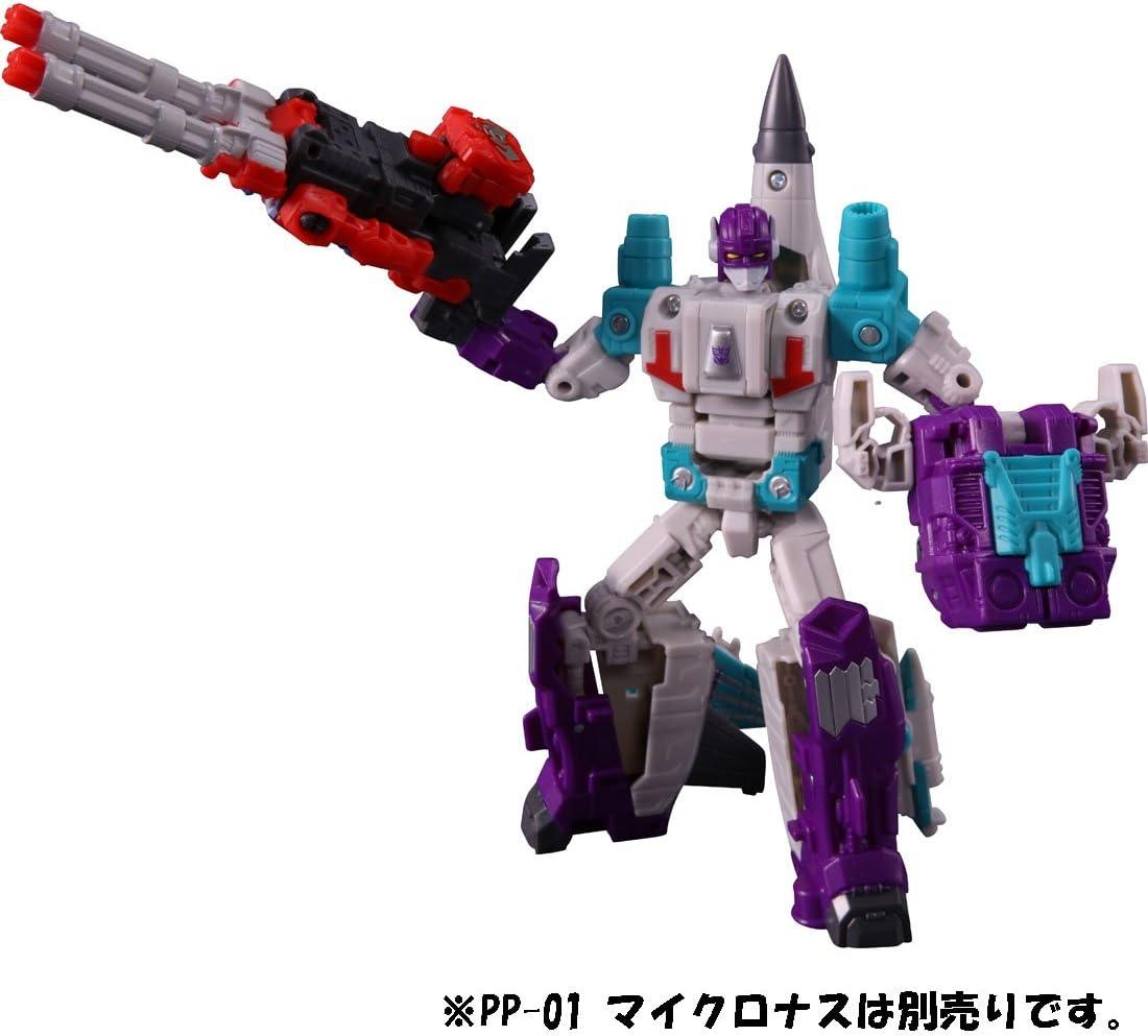 Takara Tomy Transformers Power The Prime PP-17 Dread Wind Dreadwind