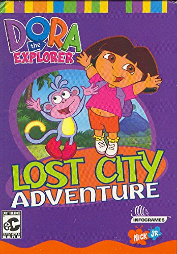 Infogrames Dora the Explorer: Lost City Adventure
