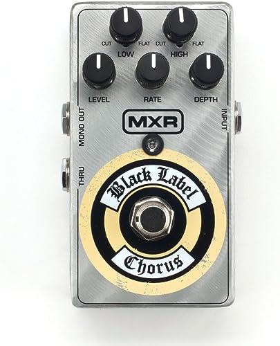 MXR ZW38 Black Label Chorus Effects Pedal