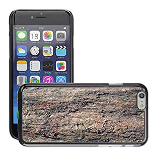 Print Motif Coque de protection Case Cover // M00157706 Piedra Steinplatte Textura del granito // Apple iPhone 6 6S 6G 4.7""