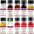 Lorann Oils Dram 10 Pack FF#1 Fruit Flavor (Pack of 10), 1 Dram